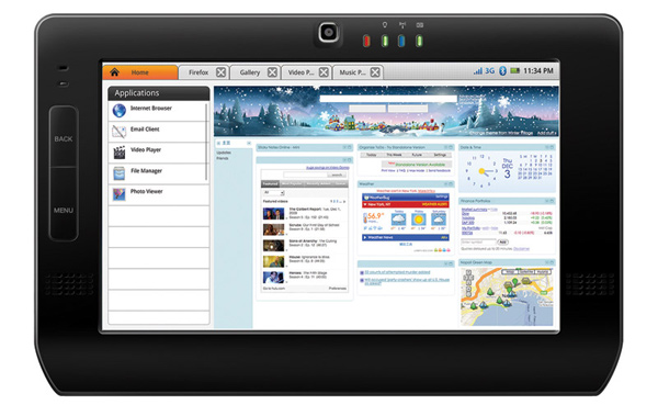 tablet pc freescale ces