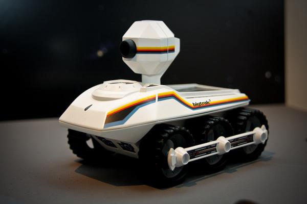 bigtrak toy robot retro