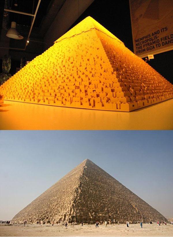 lego landmark replica toys