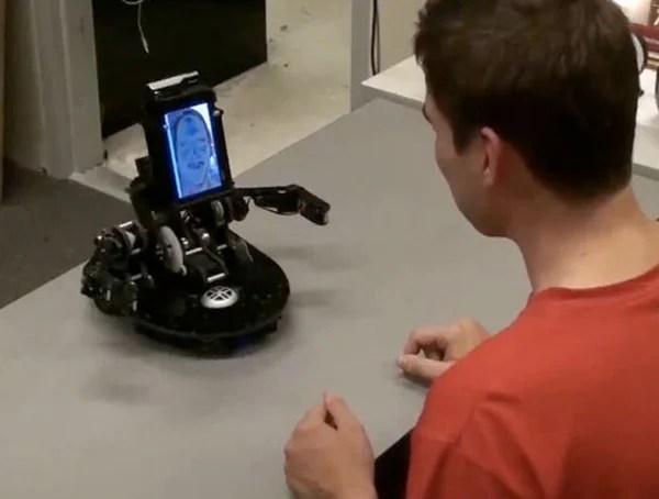 mebot robot telepresence mit
