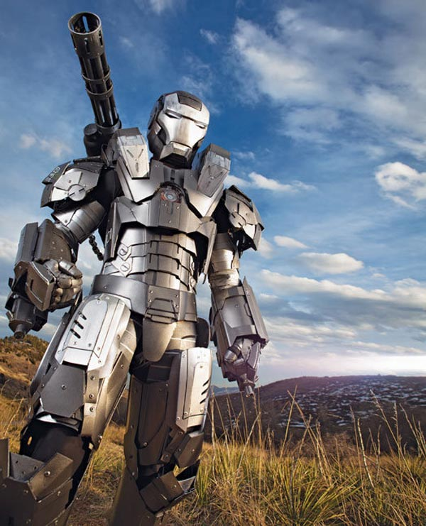 anthony le war machine iron man costume