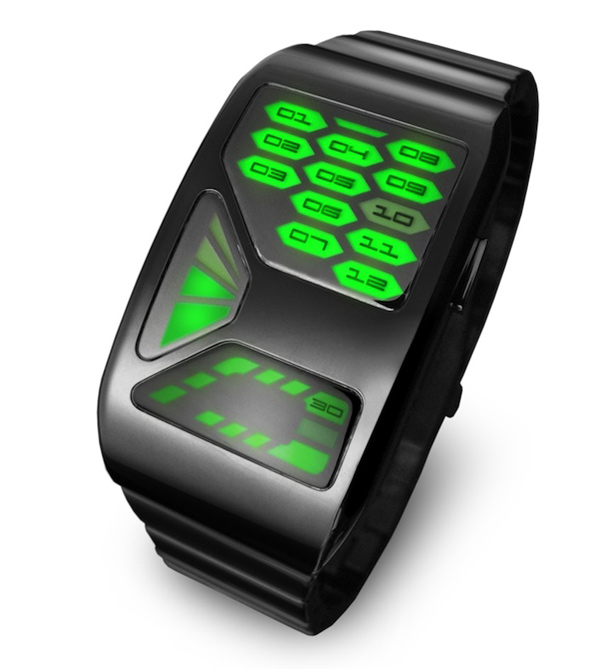 kisai console tokyoflash watch japan led