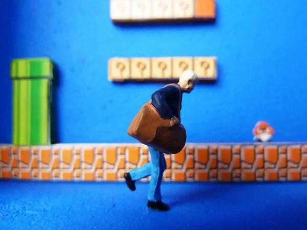 box stories video games retro gatz art geek