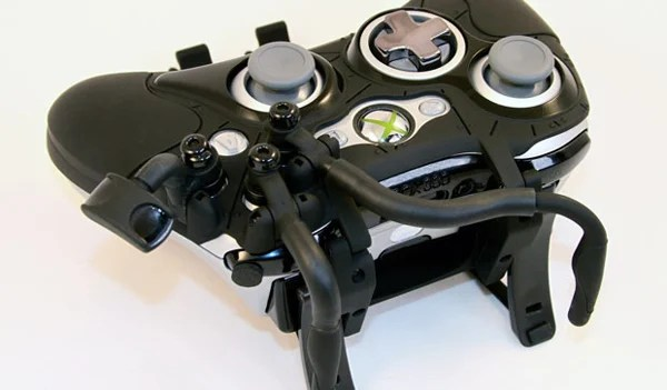 n-control avenger xbox 360 controller rig gaming video games