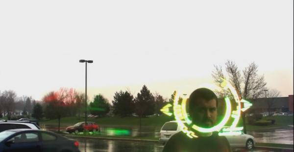 vuzix 1200 star augmented reality glasses