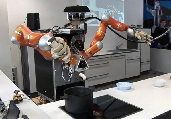 germany munich tum robots breakfast james rosie cooking