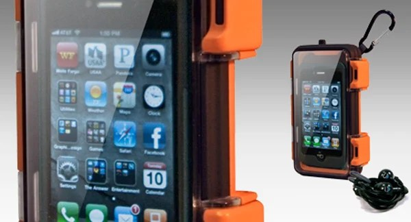 grace digital eco pod case waterproof shock proof indestructible iphone android