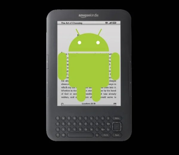 amazon android tablet kindle reader ebook ipad