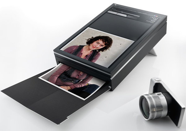 swyp see what you print printer concept touchscreen artefact