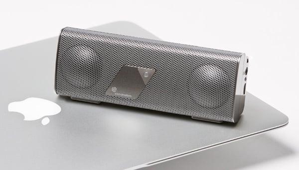 bluetooth portable speaker soundmatters hi-fi
