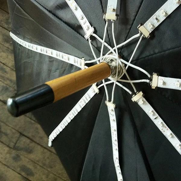 mark shepard sentient city led umbrella big brother ccd-me-not