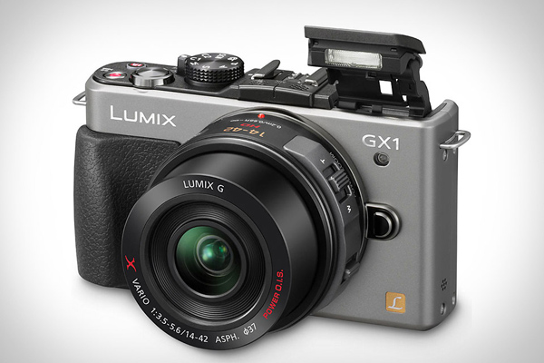 panasonic lumix dmc gx1 micro four thirds point-and-shoot specs