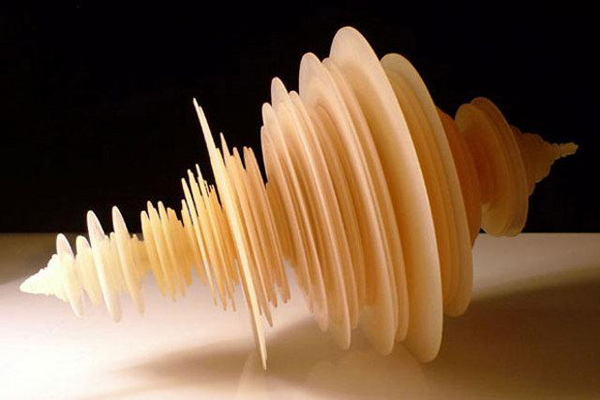 seismogram luke jerram art earthquake japan tohoku