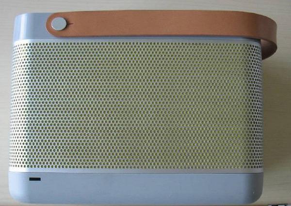 bang olufsen speaker dock airplay mobile portable audio