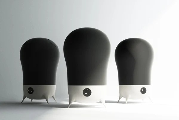 minwoo lee alianoid humidifier design alien