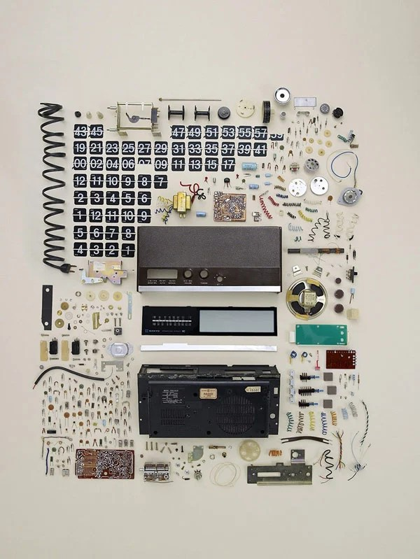 todd mclellan disassembly disassembled tech photos apart