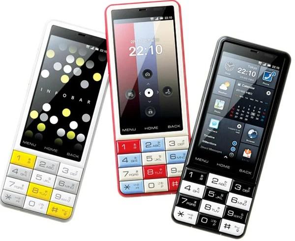 infobar c01 kddi japan smartphone 01