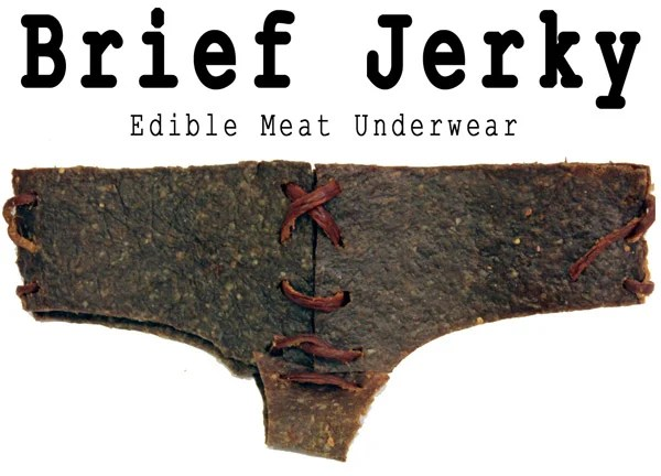 brief jerky