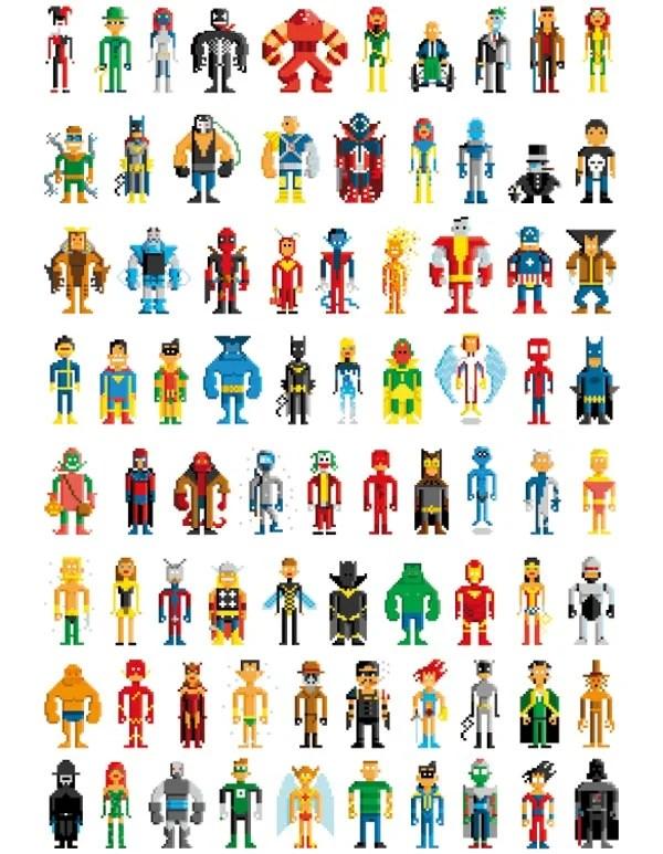 pablo cialoni pixel heroes 01