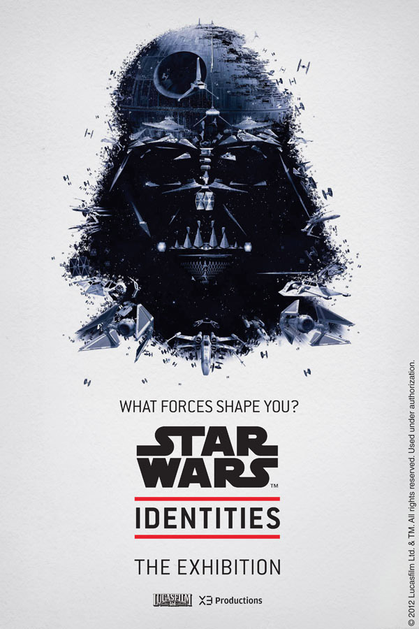 Star Wars Identities Darth Vader