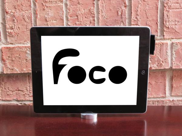 foco acoustic ipad speaker amp