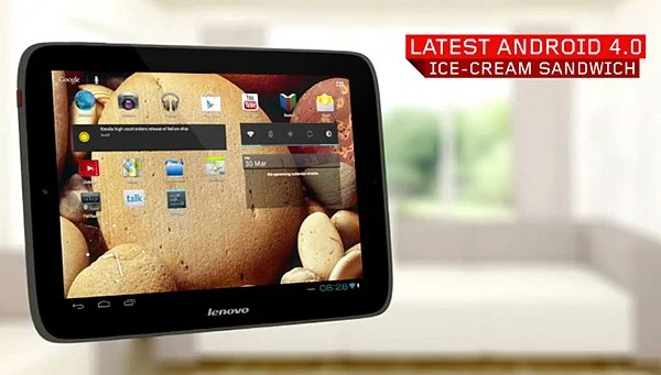 lenovo ideatab s2109 tablet