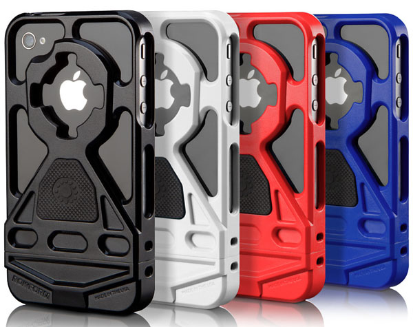 rokbed v3 mountable rokform case iphone