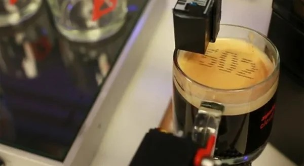 zipwhip textspresso coffee machine