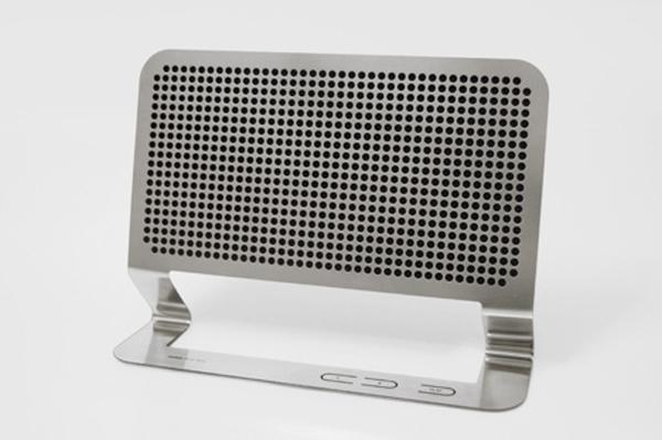 hannes harms flat speaker boombox