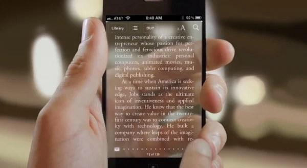transparent iphone concept