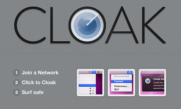 cloak vpn app ios osx private browsing