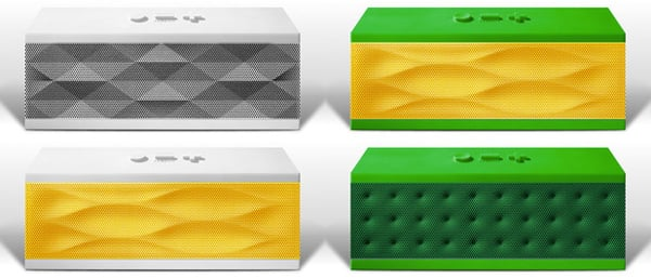 jambox jawbone the remix bluetooth speaker