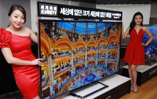 lg ud 3dtv 84 inch television