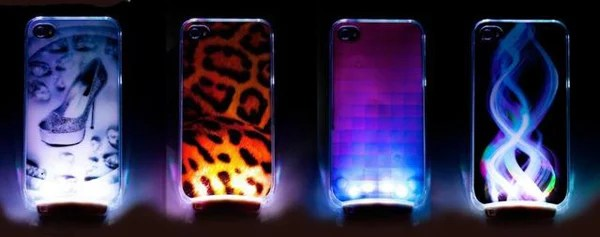 omg case iphone led light up