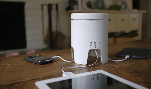 pop station charge gadget mobile