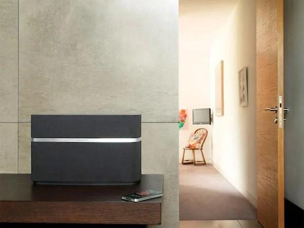 bw speaker a5 a7