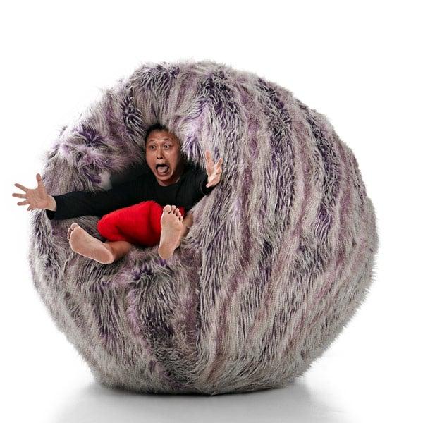 fish ball monster moyee chair
