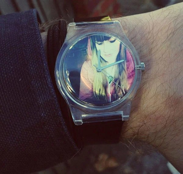 instawatch instagram watches custom