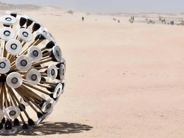 mine kafon landmine