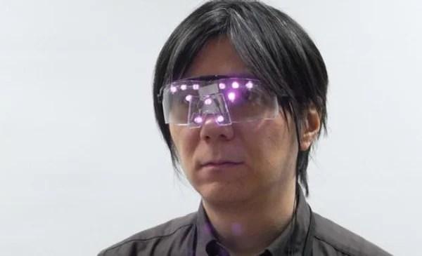 privacy visor cctv blocking glasses