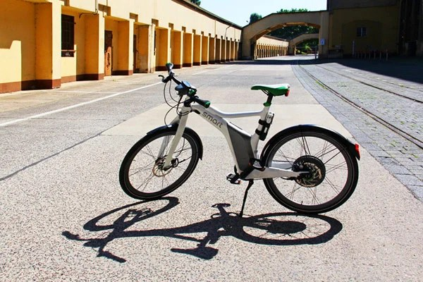 smart electric ebike bike