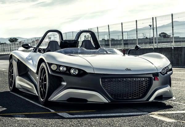 2014 vuhl 05 track car