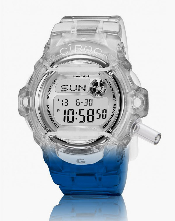 ciroc g shock breathalyzer watch 1