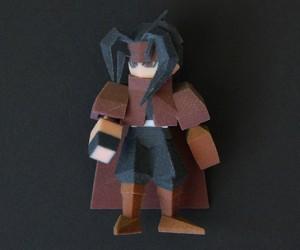 final fantasy vii 3d printed figurines by Joaquin Baldwin 6 300x250
