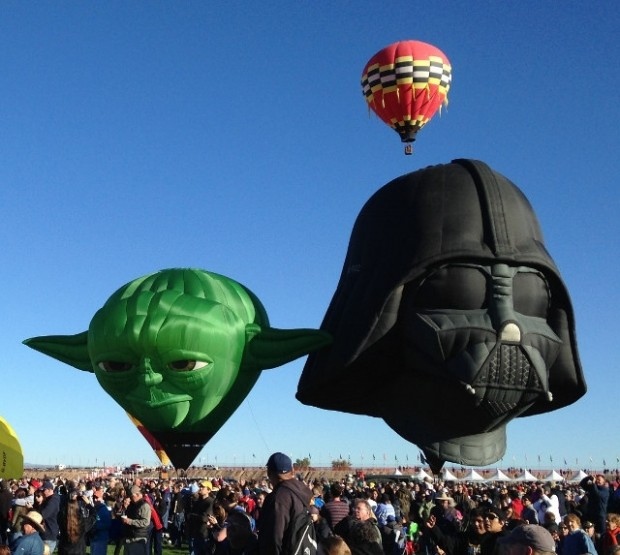 Yoda Hot Air Balloon Judge Me By My Head Size Do You