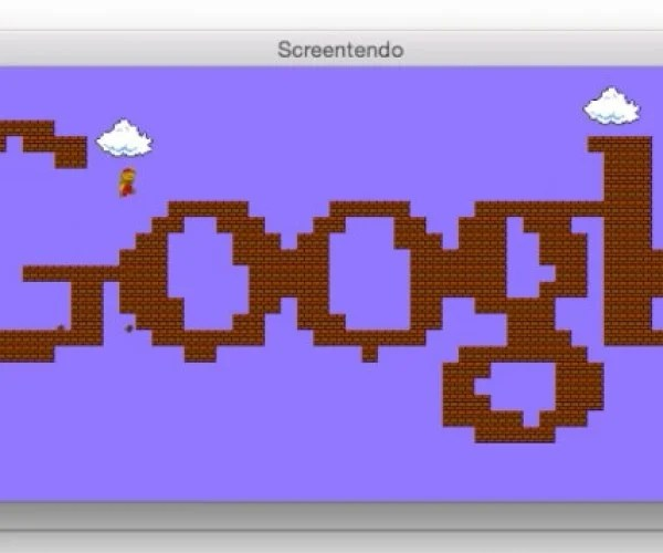 Screentendo Turns Your Screen Into A Playable Super Mario