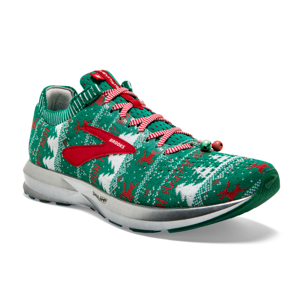 Complete Your Holiday Look With These Ugly Sweater Running