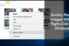 image resize on windows