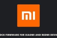 stock updates redmi xiaomi