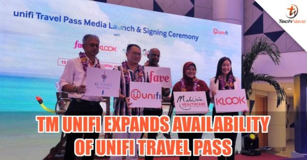 TM unifi与新合作伙伴携手扩展Unifi Travel Pass移动计划